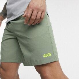asos ASOS エイソス メンズ ASOS 4505 速乾性 トレーニングパンツ ロゴ ハーフパンツ ショートパンツ 大きいサイズ インポート スウェットパンツ 0代 30代 40代 ファッション コーディネート
