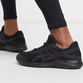 Asics アシックス ランニング ゲル 黒 トレーナー(ブラック) メンズ 男性 小さいサイズから大きいサイズまで 20代 30代 40代 ファッション コーディネート