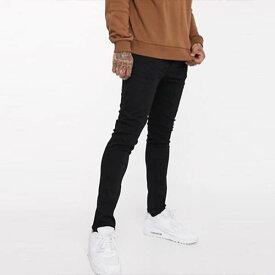 アメリカン イーグル スキニー フィット ジーンズ ブラック 20代 30代 40代 ファッション コーディネート 小さいサイズから大きいサイズまでオシャレ トレンド インポート トレンド