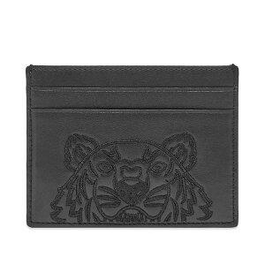 KENZO ケンゾー ラージ エンボス レザー タイガー カード ホルダー  ハイブランド インポート ブランド プレゼント メンズ レディース ユニセックス