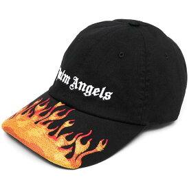 PALM ANGELS  パームエンジェル ジャカード キャップ 帽子 メンズ 男性 お洒落  インポート 20代 30代 40代 インポート ブランド プレゼント 人気
