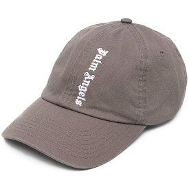 PALM ANGELS  パームエンジェル ロゴ キャップ 帽子 メンズ 男性 お洒落  インポート 20代 30代 40代 インポート ブランド プレゼント 人気