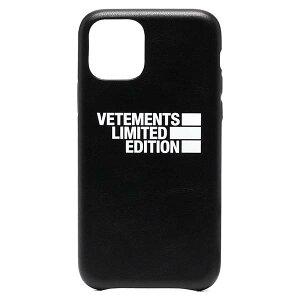 VETEMENTS ヴェトモン ベトモン ロゴ iPhone 11 Pro ケース インポートブランド ハイブランド iPhone アイフォンケース プレゼント