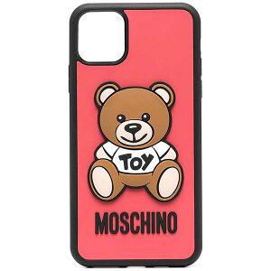 Moschino モスキーノ テディベア iPhone 11 Pro Max ケース スマホケース iPhoneケース ハイブランド インポート ブランド プレゼント 20代 30代 40代 ユニセックス メンズ レディース
