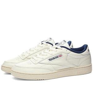 リーボック Reebok reebok リーボッククラブC85 靴 メンズ 男性 インポートブランド 小さいサイズから大きいサイズまで
