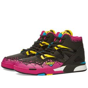リーボック Reebok reebok Reebok x Nerf Pump Omni Zone Ii 靴 メンズ 男性 インポートブランド 小さいサイズから大きいサイズまで