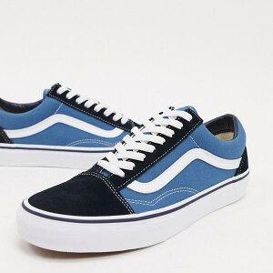 ヴァンズ Vans VANS バンズ Vans OldSkoolトレーナー(青) 靴 メンズ 男性 インポートブランド 小さいサイズから大きいサイズまで