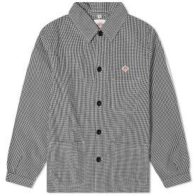 ダントン DANTON ダントンポプリンシャツジャケット トップス メンズ 男性 インポートブランド 小さいサイズから大きいサイズまで