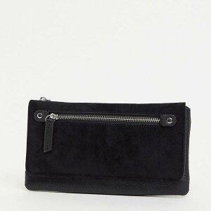 アクセサライズ Accessorize アップルトンの財布を黒でアクセサリー化 アクセサリー レディース 女性 インポートブランド