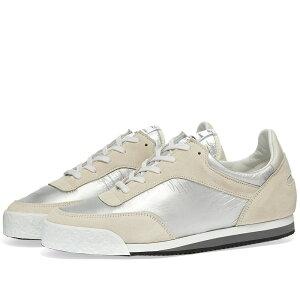 コム・デ・ギャルソン・シャツ COMME des GARCONS Comme des Garcons SHIRT xSpalwartシルバーピッチスニーカー 靴 メンズ 男性 インポートブランド 小さいサイズから大きいサイズまで