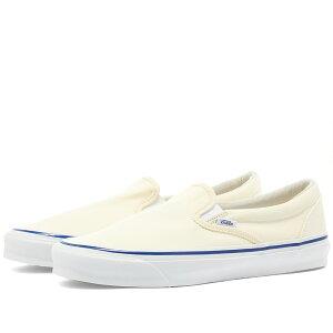 バンズ ボルト Vans Vault Vans Vault Slip On LX 靴 メンズ 男性 インポートブランド 小さいサイズから大きいサイズまで