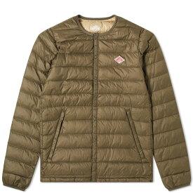 ダントン DANTON ダントンインナーダウンジャケット アウター メンズ 男性 インポートブランド 小さいサイズから大きいサイズまで