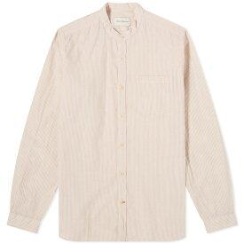 オリバー・スペンサー Oliver Spencer オリバースペンサーおじいちゃんシャツ トップス メンズ 男性 インポートブランド 小さいサイズから大きいサイズまで