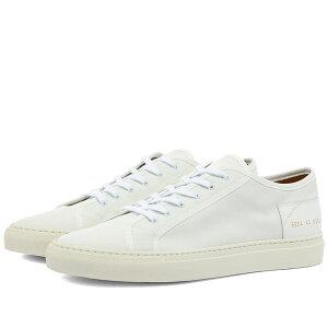 コモン プロジェクト COMMON PROJECTS 一般的なプロジェクトトーナメント低 靴 メンズ 男性 インポートブランド 小さいサイズから大きいサイズまで