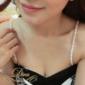 パール ブラ ストラップ パール ストラップ ブラストラップ 真珠 ショルダ−ストラップ ブラ紐 パーティードレス ドレスに合わせて 見せブラ パール レディース ブラジャー 調整