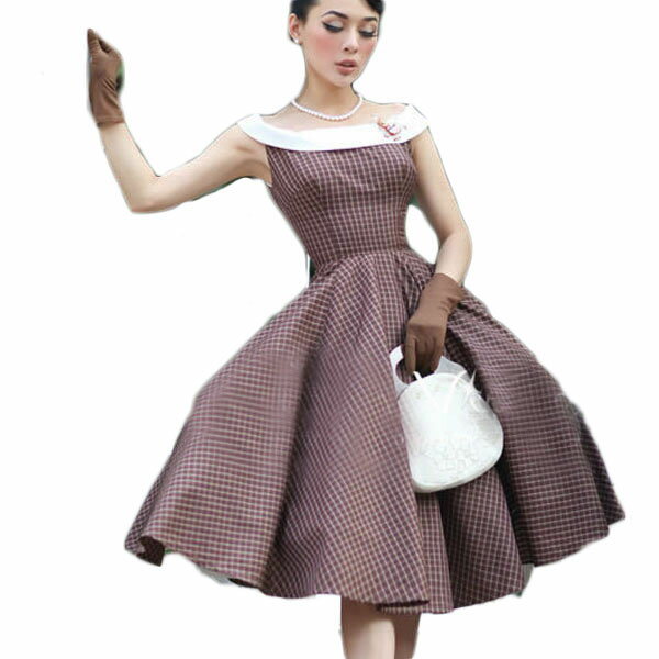 パーティードレス 大きいサイズ 上品 結婚式 20代 レトロ 30代 ワンピース ドレス お呼ばれ 二次会