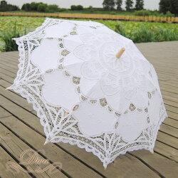 レース日傘