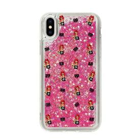 スマホケース グリッターケース iPhoneX/Xs iPhone8 iPhone7 iPhone6 ピンク シルバー ゴールド ブルー edm フェス ファッション divacloset