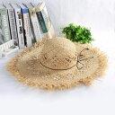 20代 30代 40代 ファッション コーディネート オシャレ トレンド ストローハット つば広 麦わら つば広帽子 春夏秋 麦わら ハット 帽子…