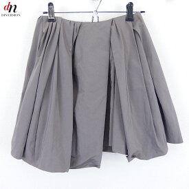 made in Heaven メイド イン ヘブン blooming skirt アシンメトリーバルーンスカート GRAY ONE 【中古】 DN-3529