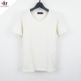 SLYZ. スライ スラブTシャツ IVORY 46 【中古】 DN-4162