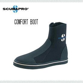 SCUBAPRO(スキューバプロ)COMFORTBOOT,3MM(コンフォートブーツ3mm)K-S-521男女兼用ブーツ・ダイビング・シュノーケリング