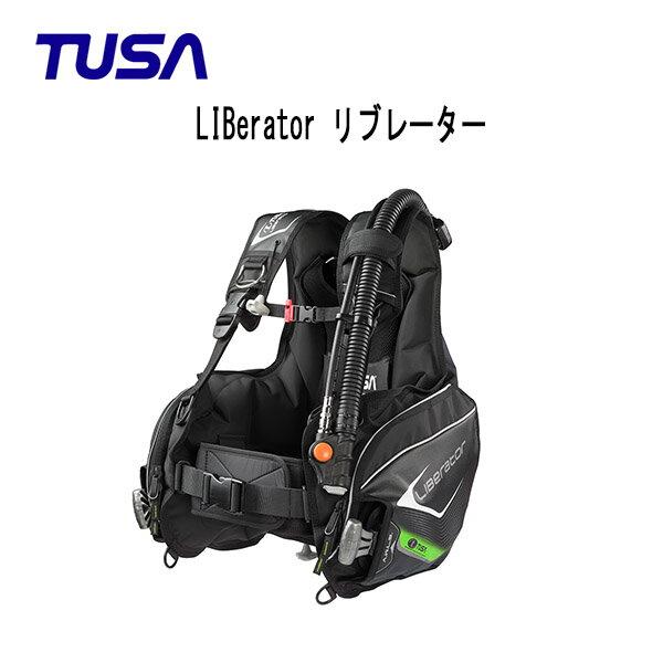 TUSA (ツサ) BC LIBerator(リブレータ) BC0103B メンズ レディース 男性 女性 男女兼用 ダイビング・メーカー在庫確認します