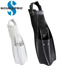 ダイビング 軽器材 フィン SCUBAPRO スキューバプロ Sプロ JET FIN REVO BK Regular
