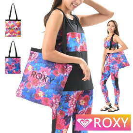 ROXY 2019年 トートバッグ M / mika ninagawa BEACH BAG RBG192006 ロキシー