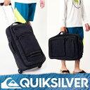QUIKSILVER クイックシルバー キャリーバッグ COMPACT EQYBL03108