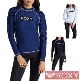 ROXY ロキシー ラッシュガード レディース 長袖 水着 RASHIE L/S RLY205024