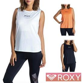 ROXY ロキシー ヨガウェア スポーツウェア レディース Tシャツ ノースリーブ タンクトップ ラッシュガード NEW VIEW RSL201526