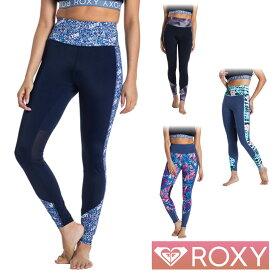 ROXY ロキシー ヨガウェア スポーツウェア レディース ラッシュガード レギンス ALL AROUND PANT RPT201518