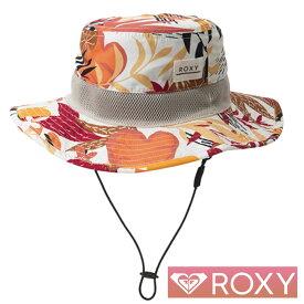 ROXY ロキシー サーフハット キッズ サファリハット 子供 UVハット ビーチハット 帽子 TEENY UV WATER CAMP HAT TSA201752
