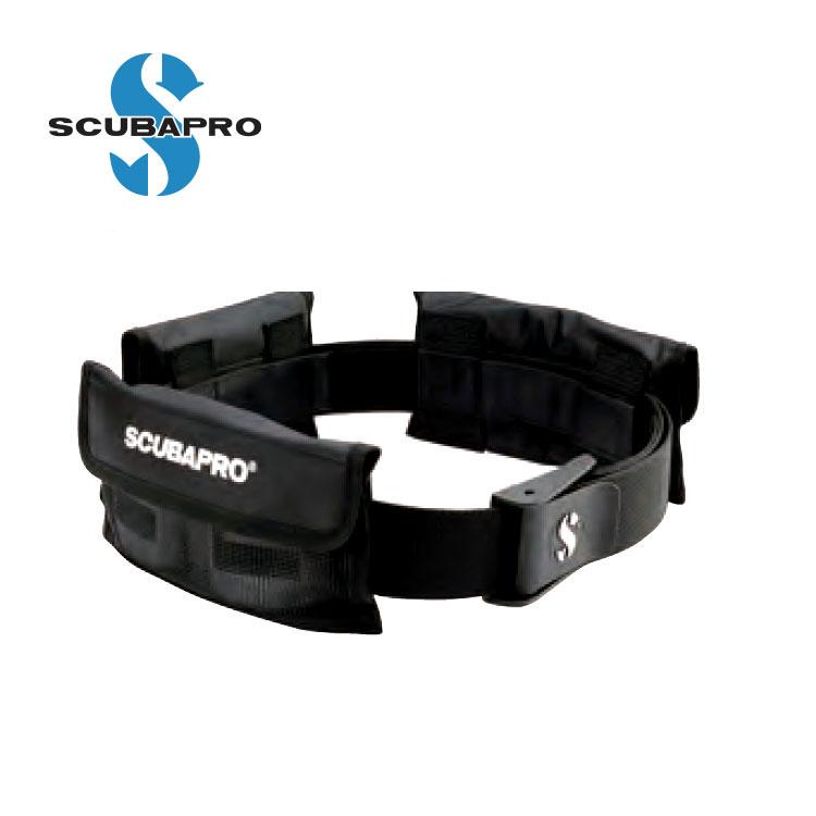 ダイビング スライドポケット SCUBAPRO スキューバプロ Sプロ Slide Pocket Weight Belt M