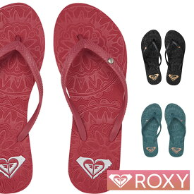 ROXY ロキシー ビーチサンダル レディース サンダル ANTILLES ARJL100798
