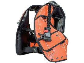 SCUBAPRO(スキューバプロ)CLASSIC ZERO G TPU ORANGE(クラシック ゼロ オレンジ)BCジャケット単体