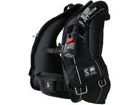 SCUBAPRO CLASSIC ZERO G クラシック ゼロ G BCジャケット ブラック (BPI付き)▼送料無料