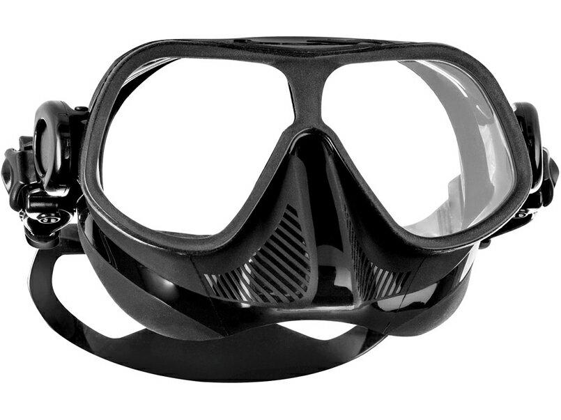 SCUBAPRO(スキューバプロ)スティールコンプマスク フリーダイビング用 2眼マスク