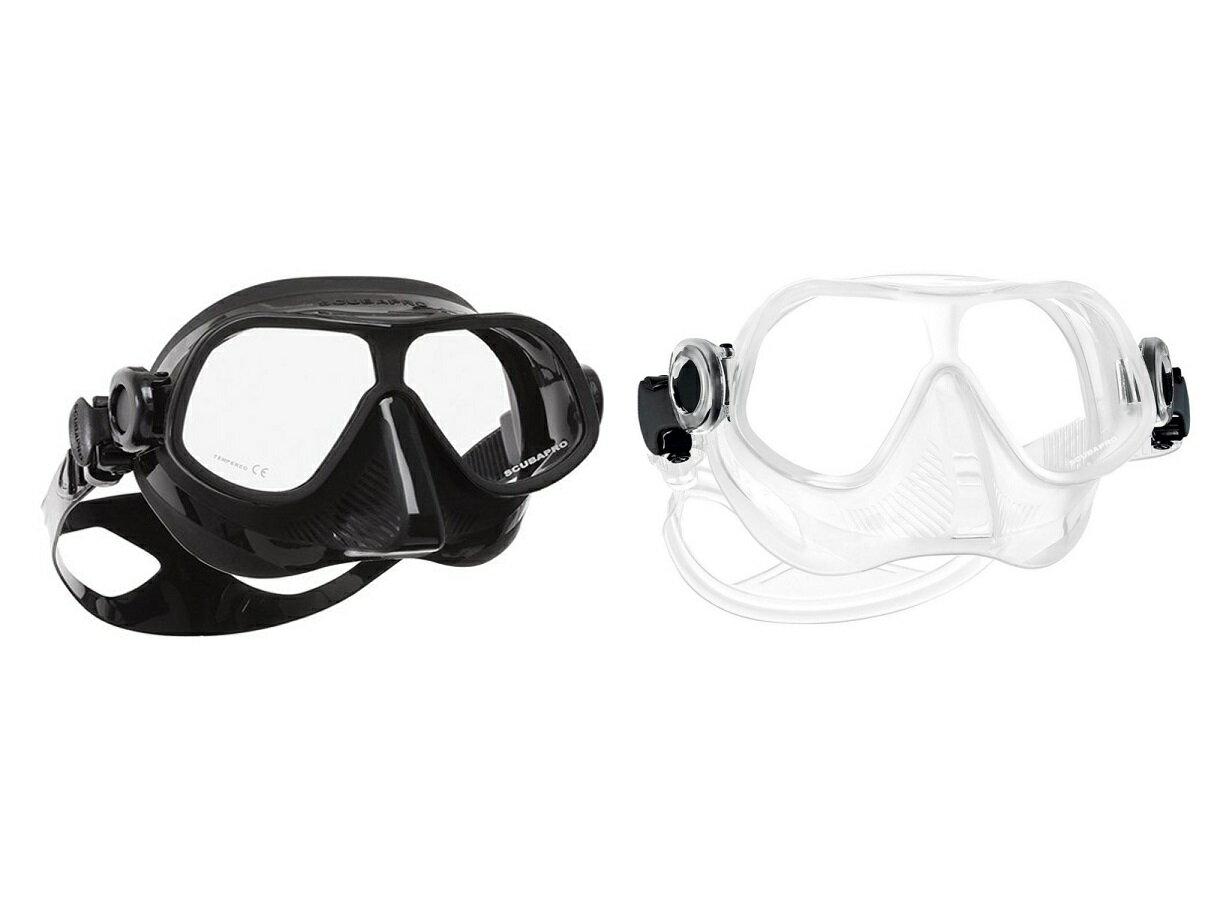 SCUBAPRO(スキューバプロ) STEEL COMP MASK スティールコンプマスク
