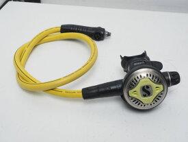 USED SCUBAPRO スキューバプロ S600 TITANIUM チタニウム オクトパス ランクA [37005]