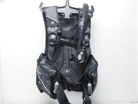USED AQUALUNG アクアラング AXIOM アクシオム BCジャケット エアソース付 サイズ:MD ランクA [W38145]