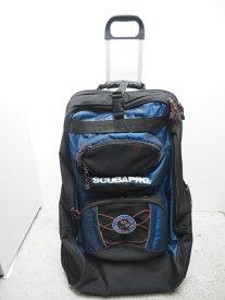 USED SCUBAPRO スキューバプロ ホイールバッグ2 ブルー [41780]
