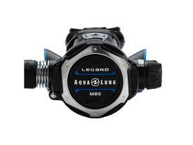 AQUALUNG (アクアラング) LEG3ND MBS REGULATOR レジェンド MBS レギュレーター [148002] ダイビング用レギュレーター