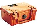 PELICAN(ペリカン) プロテクターケース 1150 フォーム付 ORANGE [オレンジ] [1150-000-150] 携帯電話 デジカメケー…