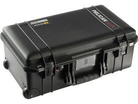 PELICAN (ペリカン) エアキャリーオンケース 1535 エアケース フォームなし BLACK [ブラック] [015350-0011-110] キャスター付き ハードケース 防水性・耐衝撃性・防塵性 保護ケース カメラ用品 機内持ち込みサイズ 収納可能な延長ハンドル