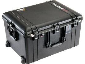 PELICAN(ペリカン)エアケース 1637 フォームなし BLACK [ブラック] [016370-0010-110] キャスター付 ハードケース 防水性・耐衝撃性・防塵性 保護ケース カメラ用品