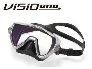 TUSA (ツサ) VISIO uno ヴィジオ ウノ [M19SQB] ダイビング用マスク スキューバダイビング スノーケリング スキンダイビング