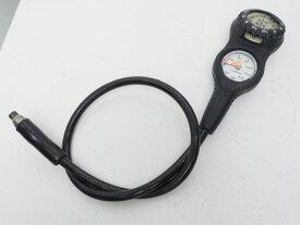 USED SCUBAPRO スキューバプロ コンパクト2ゲージ (残圧計+コンパス) ランクA [37740]