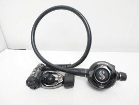 USED SCUBAPRO スキューバプロ MK25/S600 BLACK TECH ブラックテック レギュレター ランクA [35315]